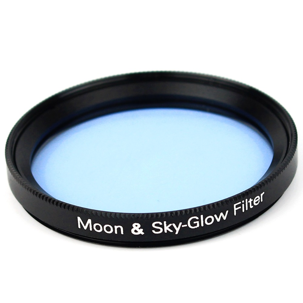 New Metal Frame 2 Moon Filter Standard 2 Inch Filter Thread Telescope Filter For Astronomic Telescope